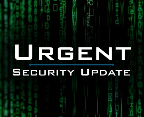 Urgent Securtiy Update Protect Your Information Against Ransomware ProLogic Techology Solutions